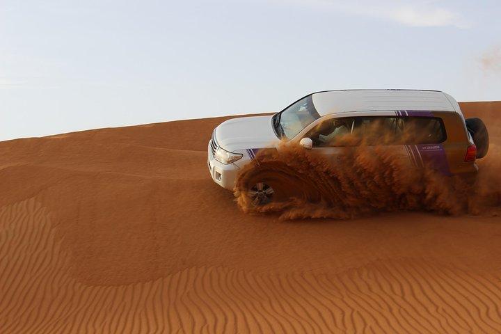 Bash the dunes