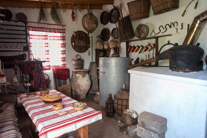 Traditional Crete-the modern way!