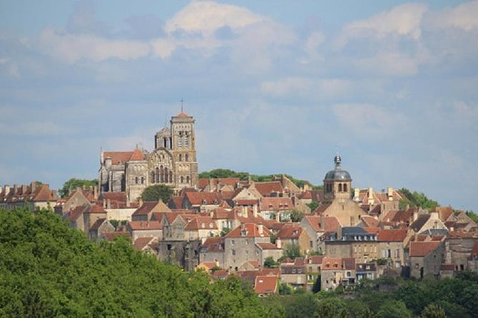 BURGUNDY: VEZELAY & FONTENAY ABBEY - Private day trip from  - a day trip through time