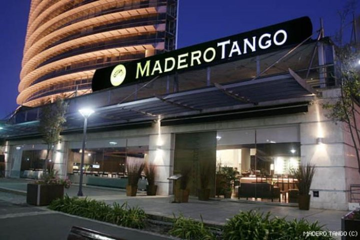 Buenos Aires Shore Excursion: Madero Tango Dinner and Tango Show