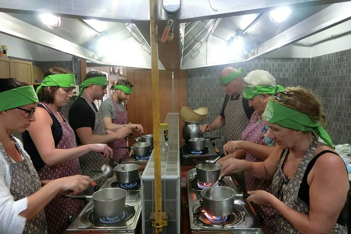 Phuket Cooking Course Half Day Class and Market Tour