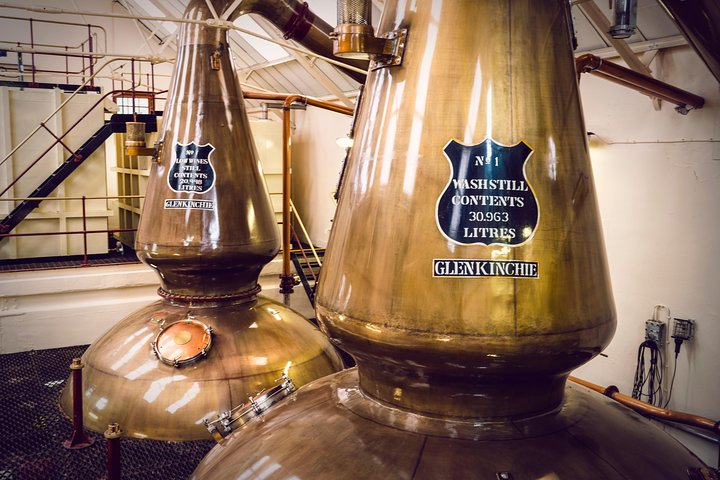 The Whiskies and Gins of East Lothian Small-Group Day Tour from Edinburgh