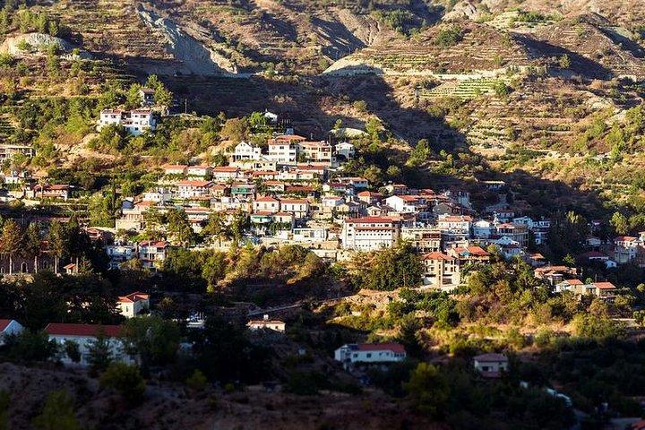 Cyprus countryside