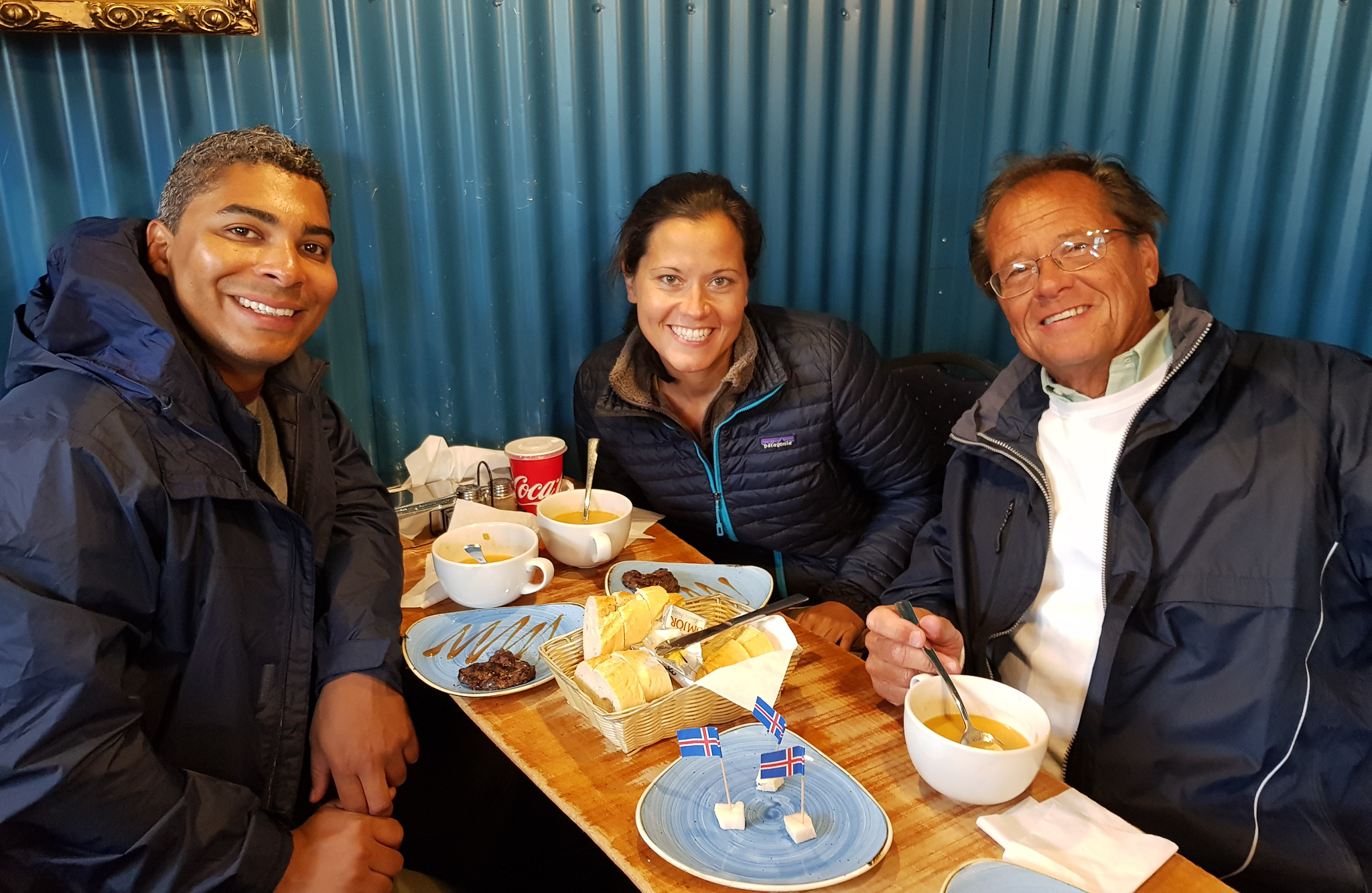 Visit the popular eateries in Reykjavik
