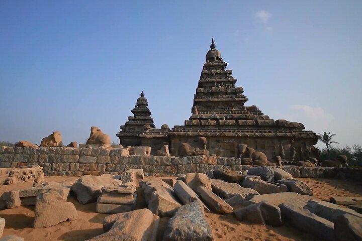Bangalore to Trichy South India Temple Tour
