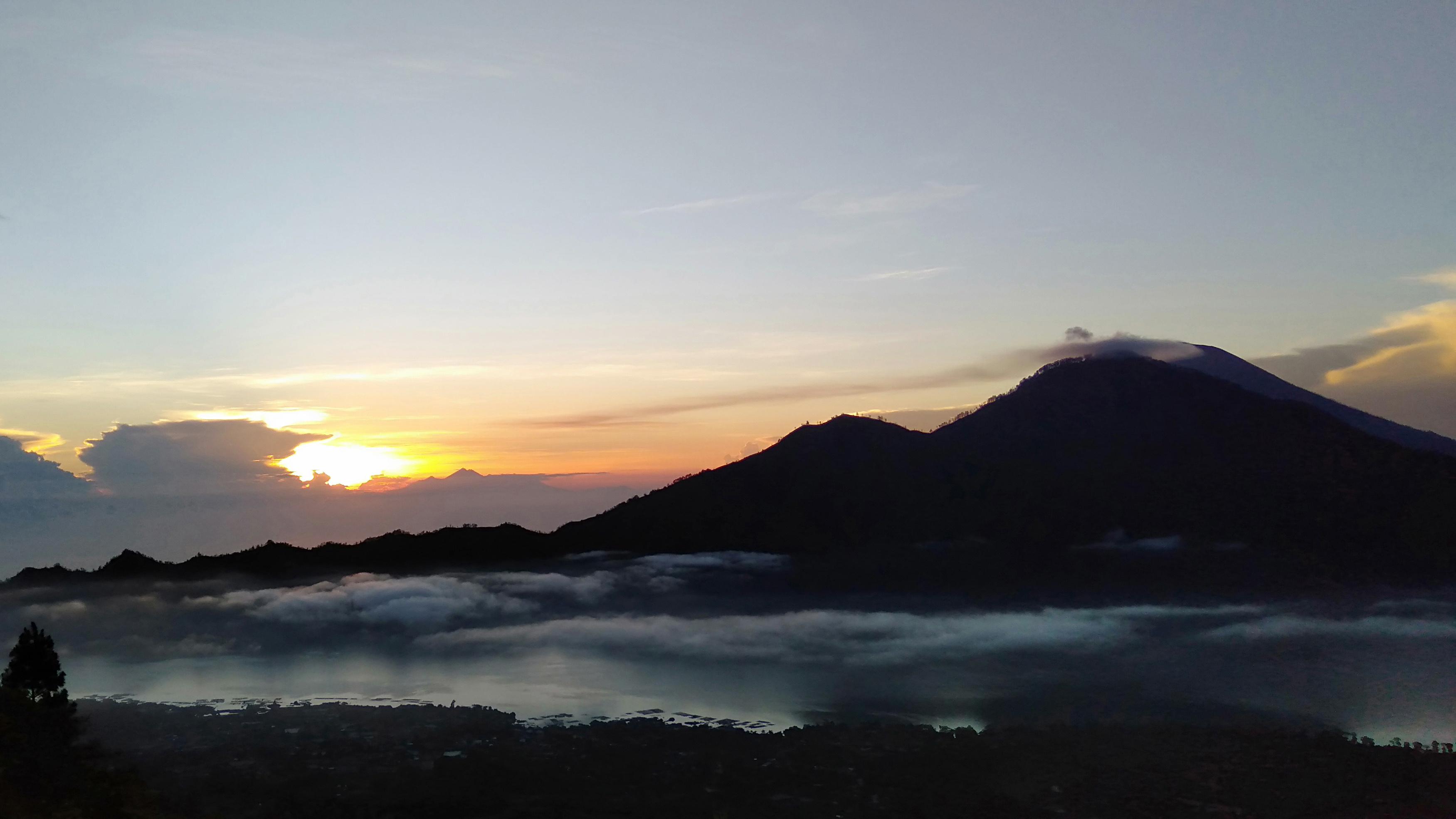A scenic view