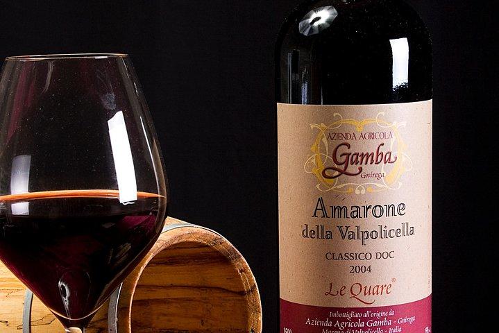 Private Amarone Wine Tasting