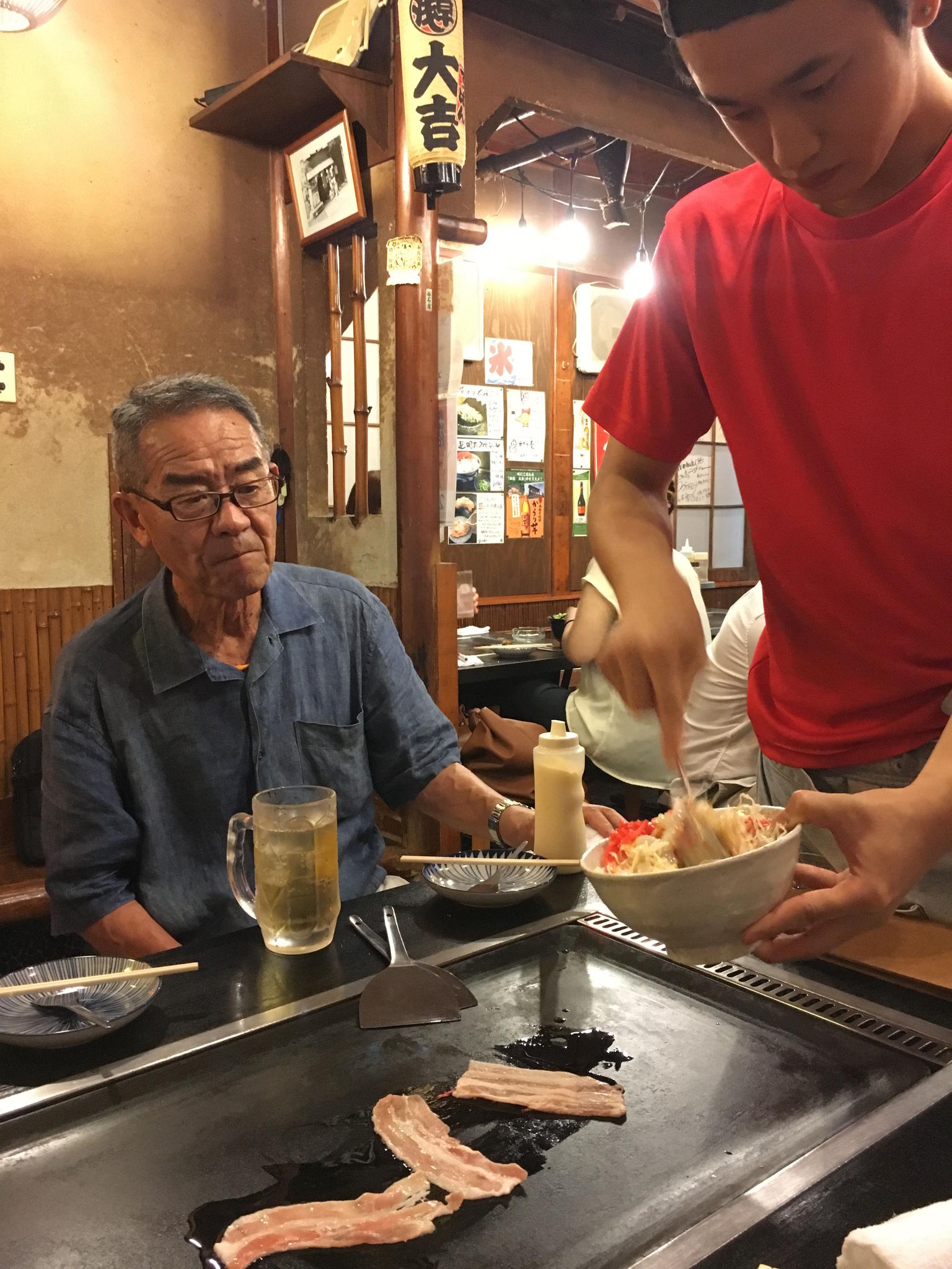Asakusa Local evening Food and Drink restaurant hopping Tour