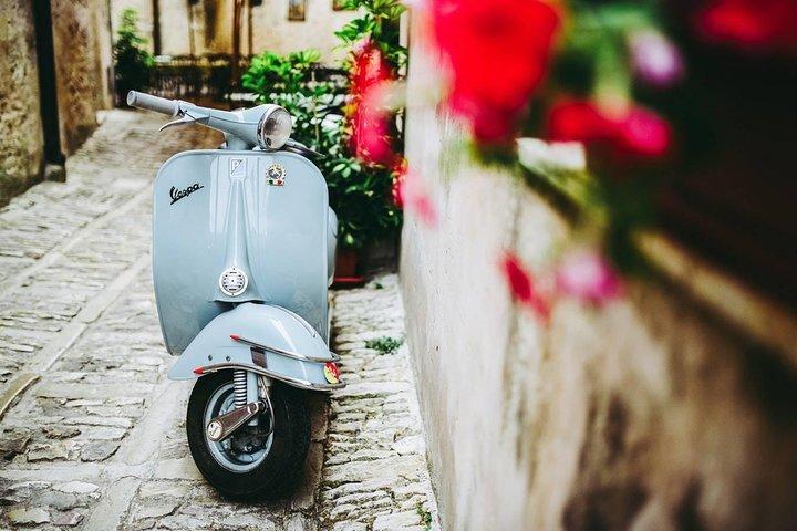 Royalty Flavours of Corfu Vespa Tour