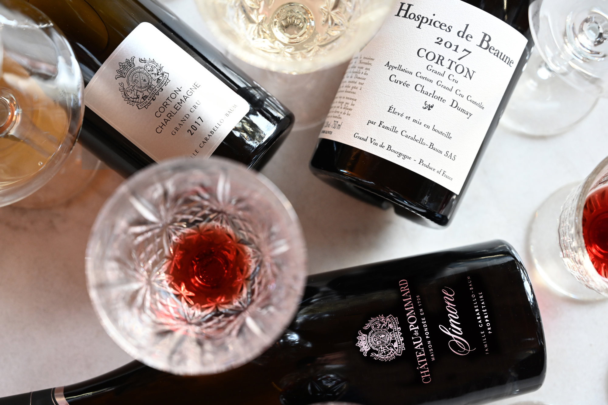 A Taste of the Exceptional, Château de Pommard
