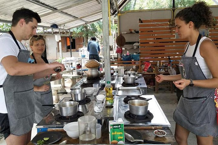 Lanna Thai Home Cookery School Krabi