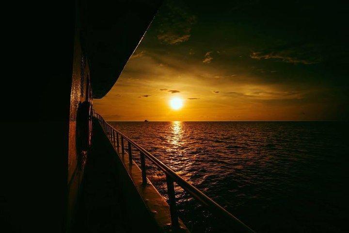 Sunset Dinner Cruise From Phuket
