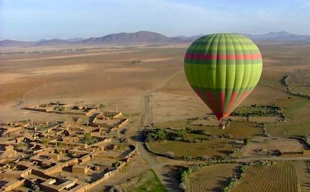 Float over Marrakesh