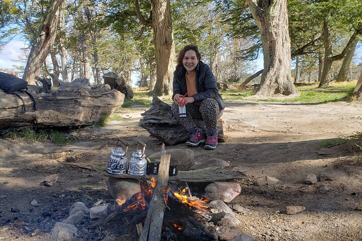 Ancestral Paths with Snack and Lunch from Ushuaia