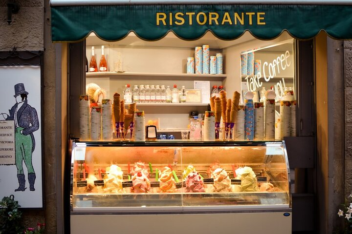 Private Tour in Florence of the local food culture with a local