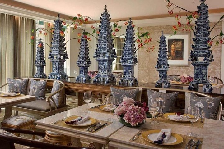 Bali Luxury Dining at Mulia Resort Restaurants