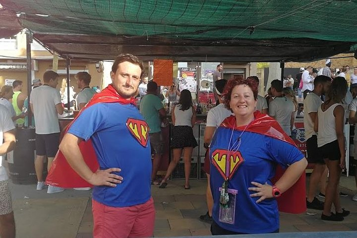 Bunol La Tomatina Festival Trip by Coach from Valencia