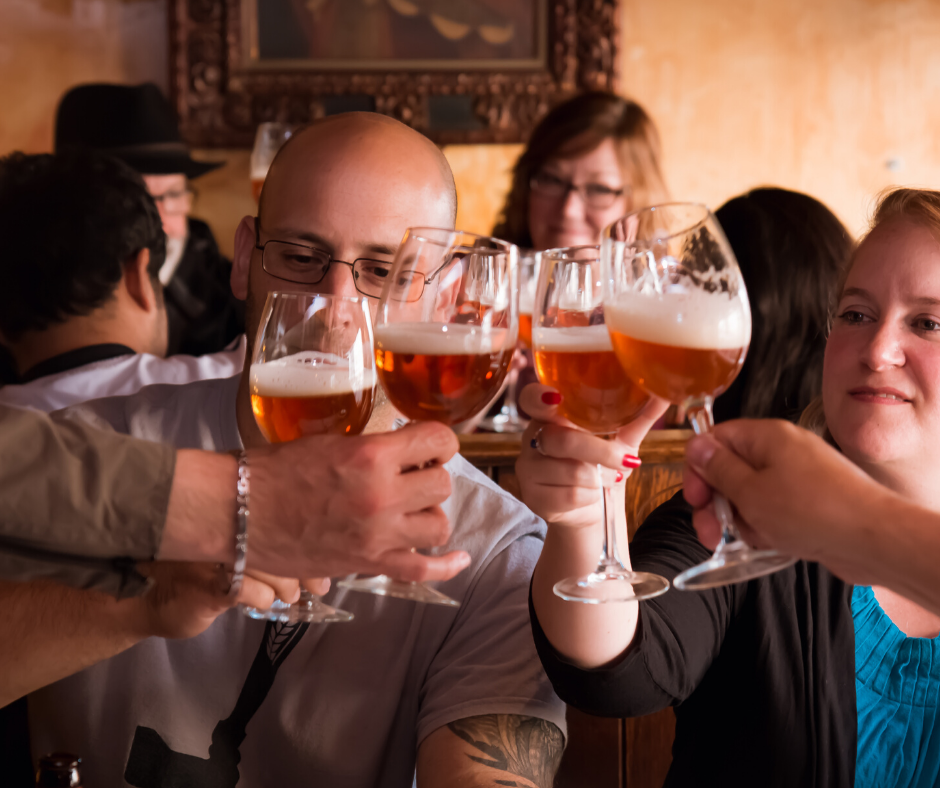Brussels Beer Tasting Tour