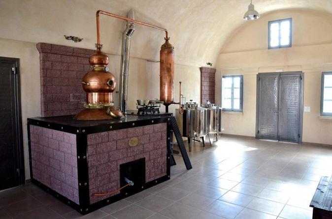 Private Wine Tasting Tour of Santorini