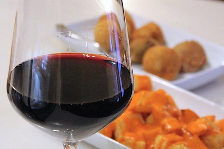 Gourmet Tapas & Wine Tasting Experience In Madrid