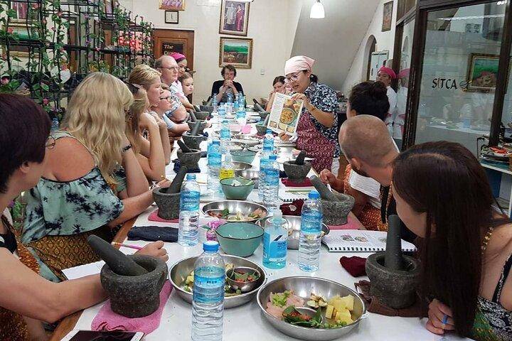 SITCA's Thai Cookery School in Koh Samui