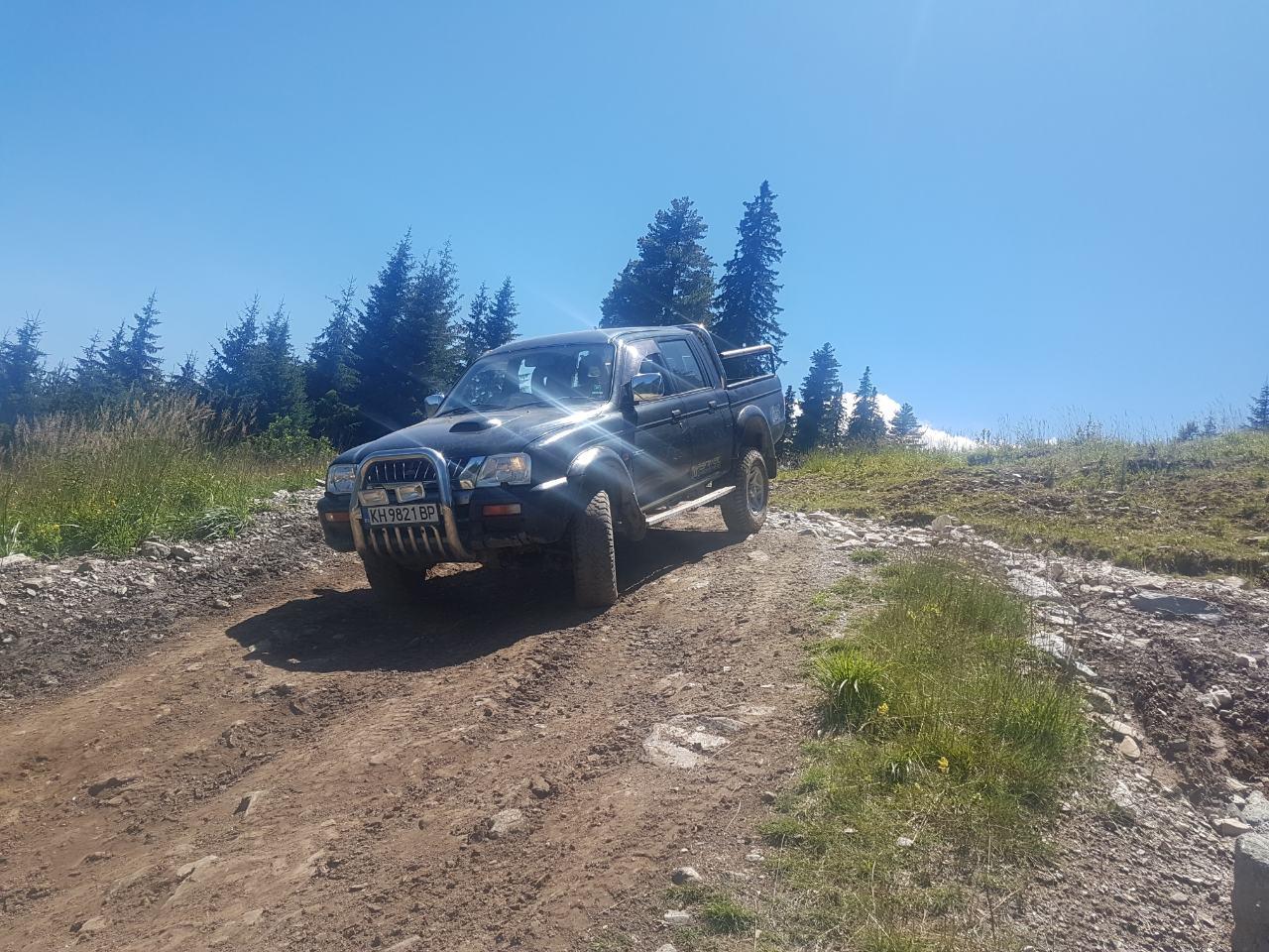 Go for a jeep safari