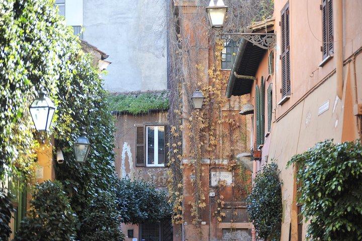 Private Food Tour of Rome: Campo de Fiori Jewish Ghetto and Trastevere