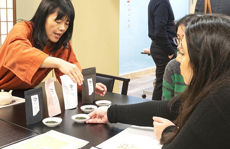 Premium Japanese Tea Tasting Workshop (Near Tokyo Tower)