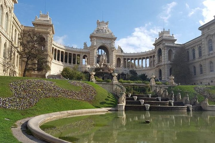 Go for a sightseeing tour of Marseille.