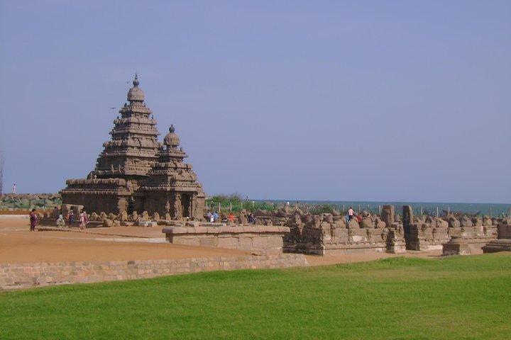 Pondicherry Thanjore & Trichy (5 Days)