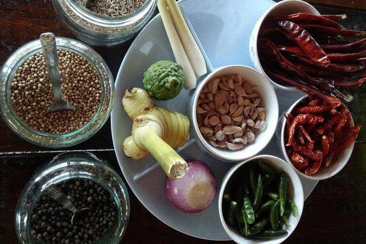 Thai Charm Cooking School Krabi
