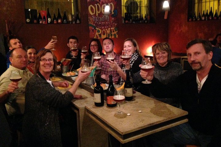 Rome Food and Wine Tasting Private Tour