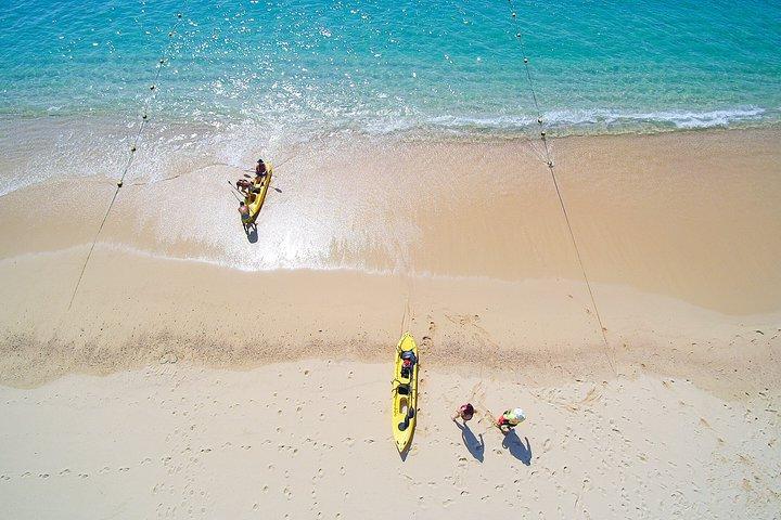 Go for kayaking