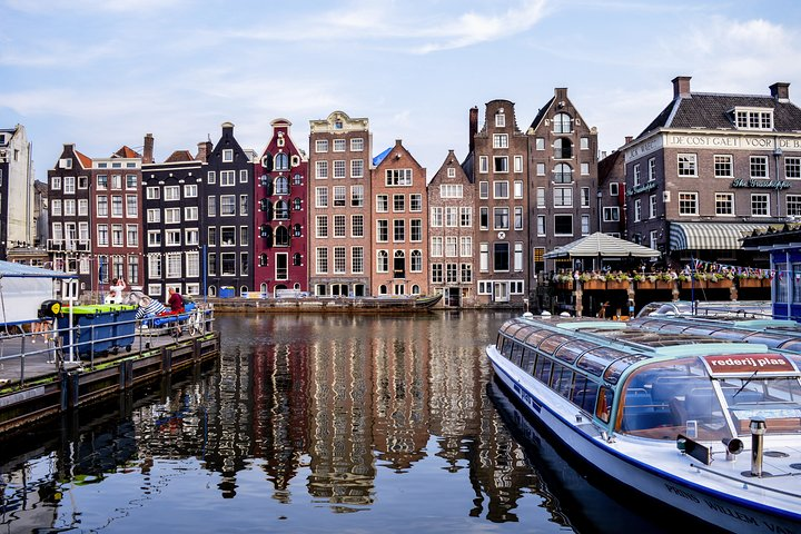 A day in the life of Amsterdam - Private tour with a local