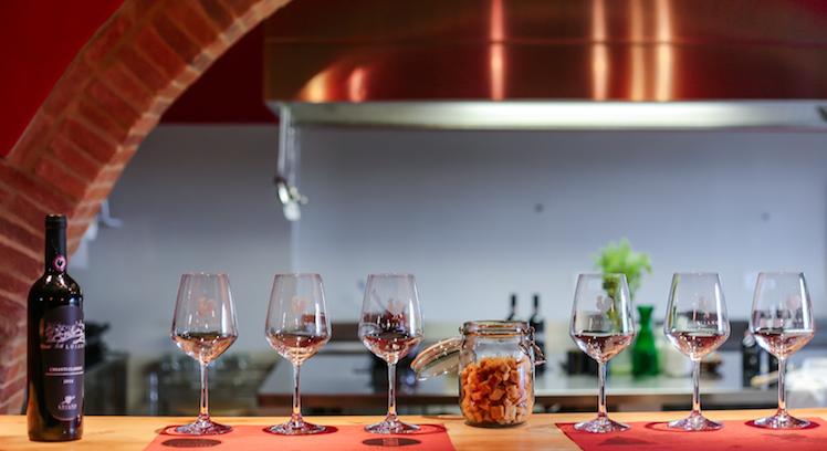 Tasting and Tour at Fattoria di Luiano