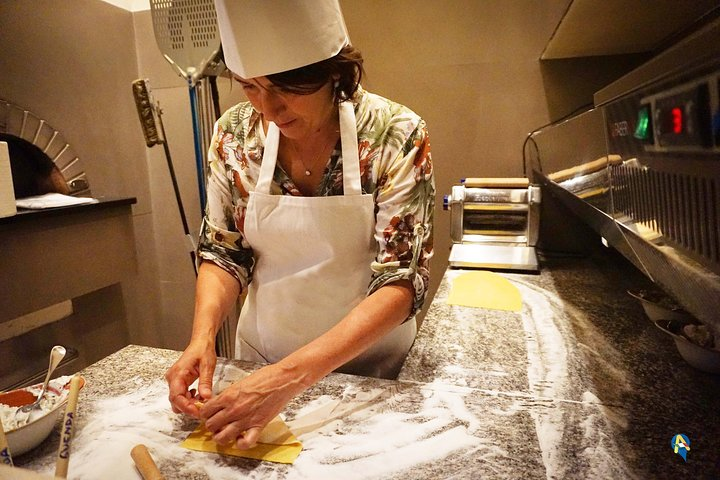PIZZA Making & GELATO Experience - Cooking Class