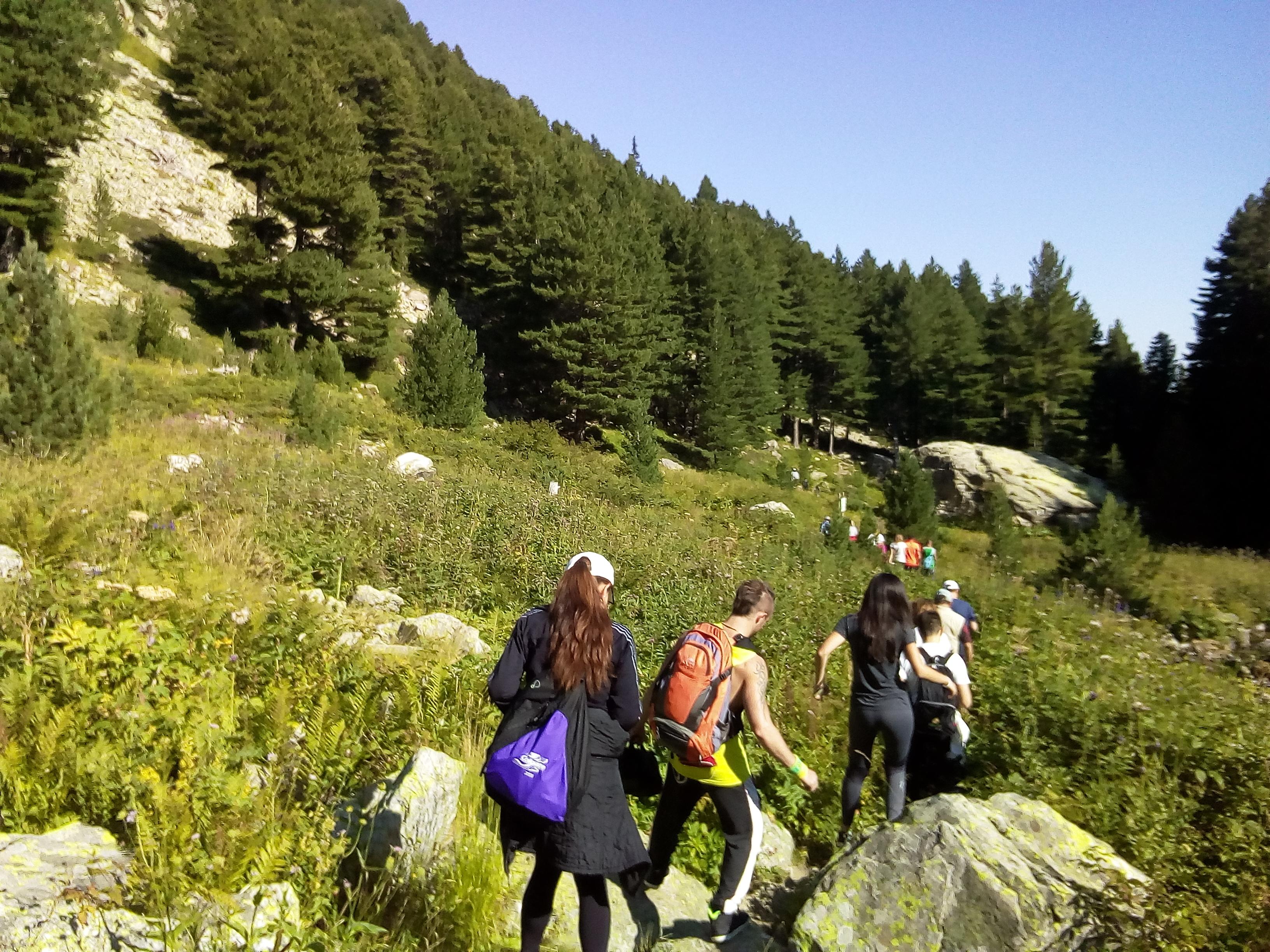 Hike to Vitosha