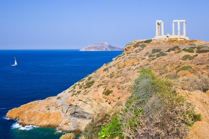 Full Day Athens Wine Tour and Cape Sounio with Lunch