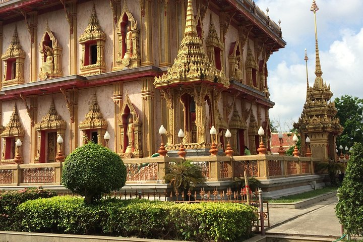 Exclusive Phuket City Tour and Lunch