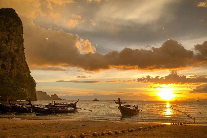 Krabi 4 Islands Sunset Dinner Seafood