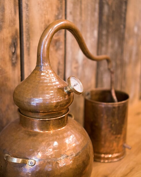 Traditional Irish Poitin & Gin distillery tour. Galway. Private guided.