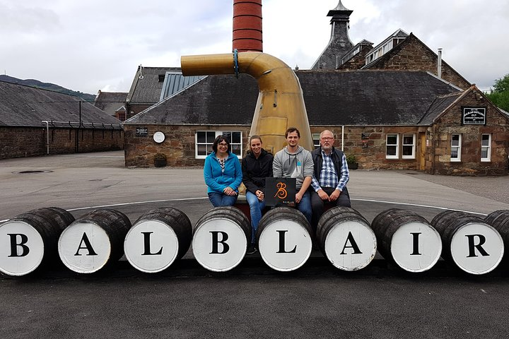 Private North Highland Whisky Tasting Tour, Luxury Private Tour For Up To 7 Persons