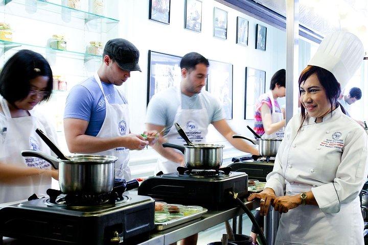Cooking Class by Blue Elephant Bangkok