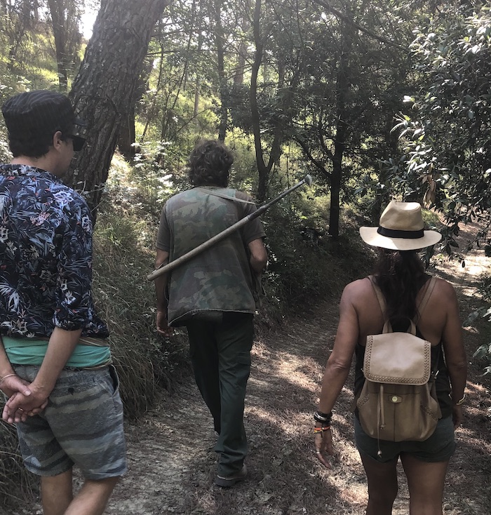Truffle Hunting in Chianti from Florence