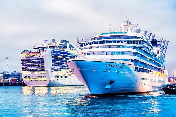 Pre or Post San Antonio Cruise with Santiago City Tour and optional Vineyard