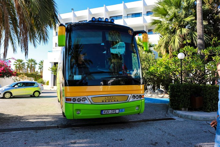 Bus Tour from Paphos
