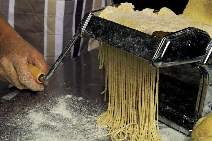 Greek pasta making & Olive oil tasting in Messinia, Greece!