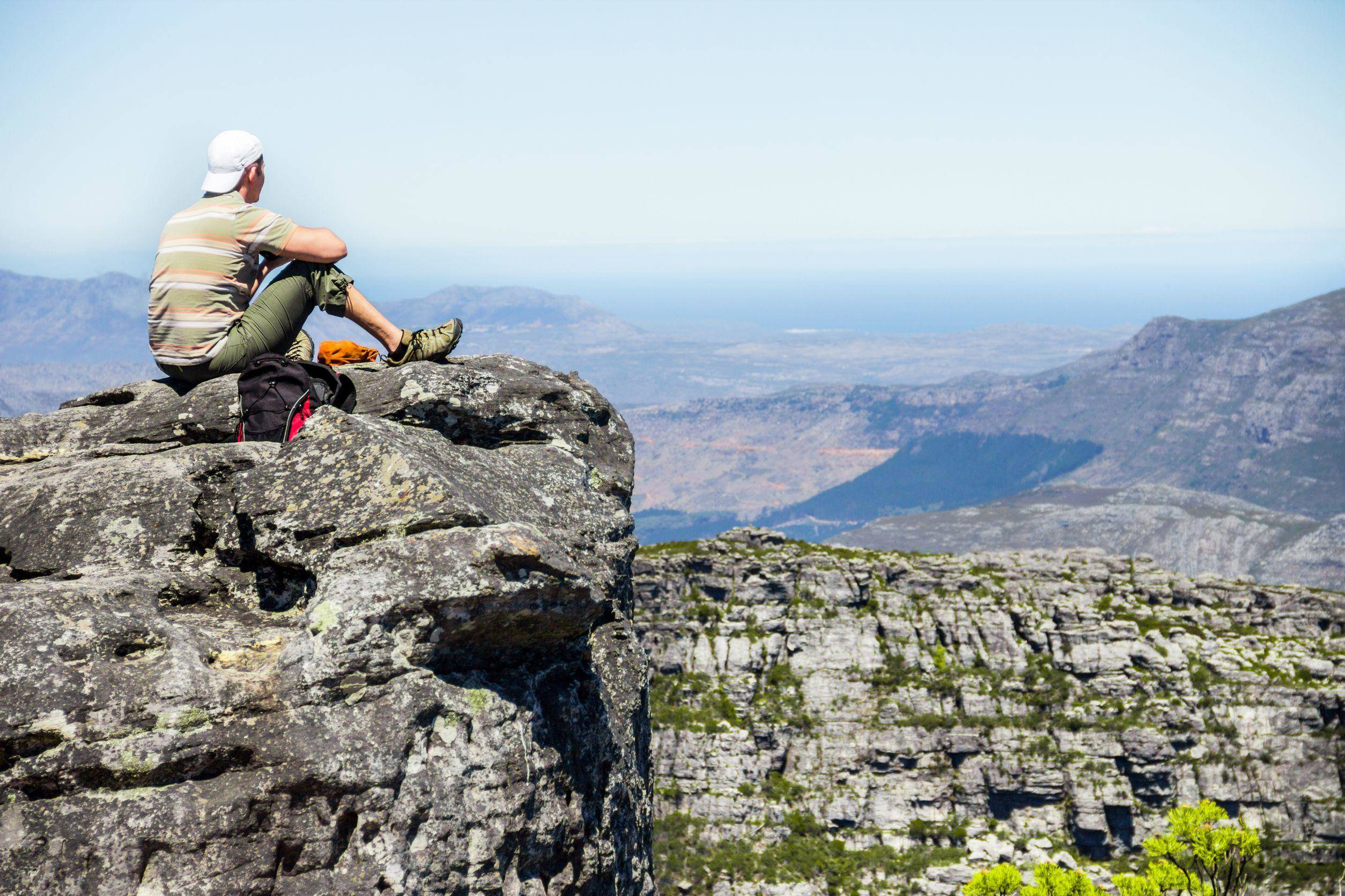 Private Helicopter Cape Point Tour With Lunch in the Winelands