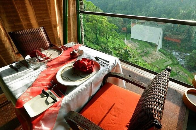 Eagle Nest Romantic Dining In Ubud