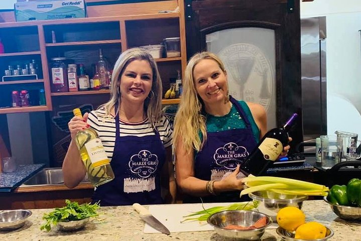 Hands On Cooking Class - New Orleans Brunch